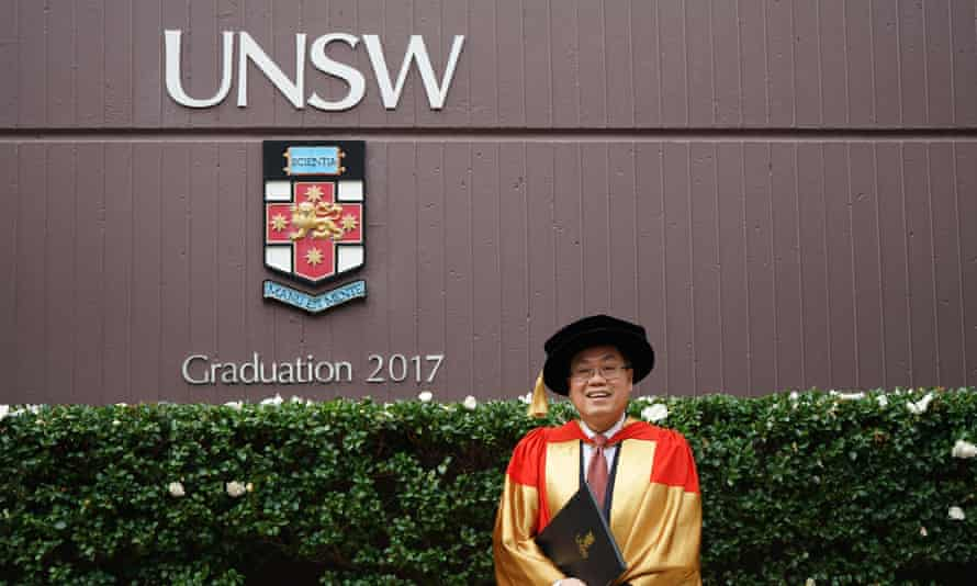 Professor Tuan Nguyen at the University of New South Wales