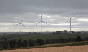 Bodangora Wind Farm