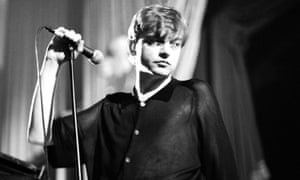 'I try to be civil': Mark E Smith of the Fall.