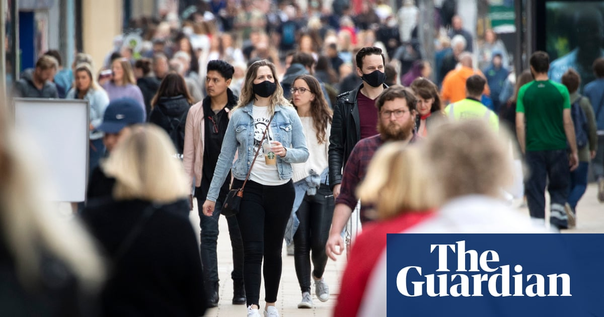 Face mask use in Scotland could stay through winter, says minister