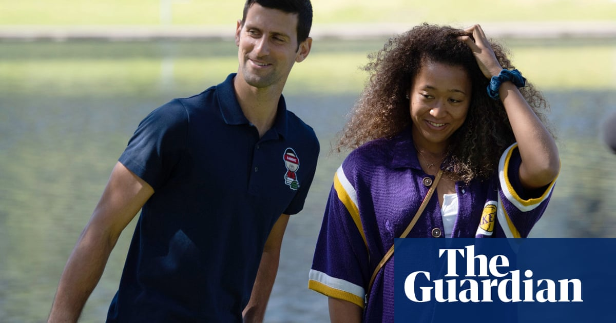 Naomi Osaka says Michelle Obama and Djokovic offered support after French Open