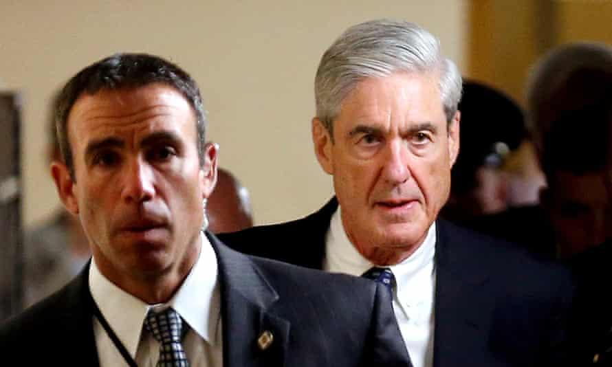 Mueller is investigating Konstantin Kilimnik with assistance from three Kilimnik associates, including Manafort, Trump's former campaign chairman.