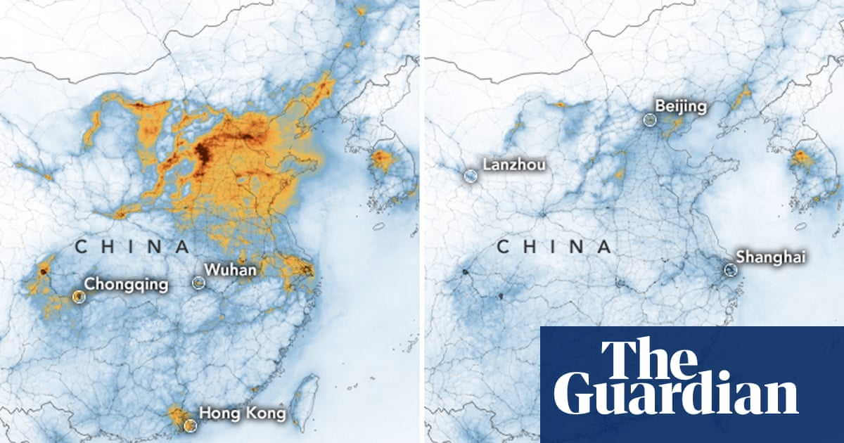 Dramatic Fall In China Pollution Levels Partly Related To