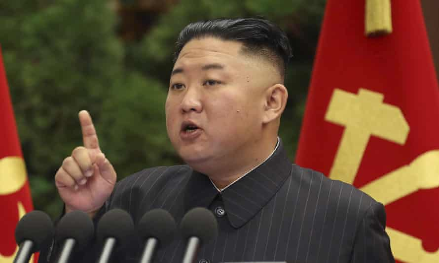 North Korean leader Kim Jong-un wants international sanctions on items including high-class liquors and suits eased before the country will restart US talks on its nuclear program