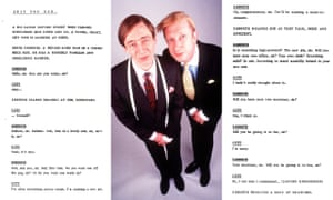 Paul Whitehouse and Mark Williams as Ken and Kenneth, the Suit You tailors from The Fast Show