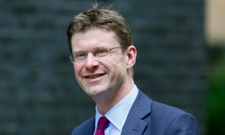Greg Clark, a cabinet minister