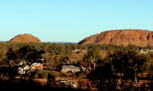 A town in Alice Springs