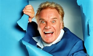Freddie Starr found fame on Opportunity Knocks in the 1970s.
