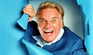 Freddie Starr pictured in 1997.