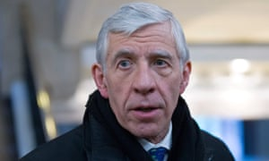 Jack Straw, the former UK foreign secretary