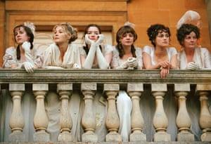 Scene from the 2005 film of Pride and Prejudice