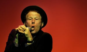 Tom Waits: 'I had the feeling someone had emptied my pockets,' he has said about the French show.