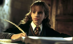 'I found in Hermione a likeminded learning enthusiast.'