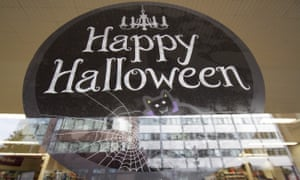 Asda has more than tripled its stocks of Halloween costumes for boys and ghouls this year.