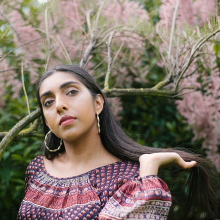 Indian-born Canadian poet Rupi Kaur has gained a large young fan base through sharing her poems on social media platforms.