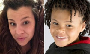 Rozanne Cooper and Makayah McDermott, who were killed by a car being pursued by police in a high-speed chase in Penge, south London.