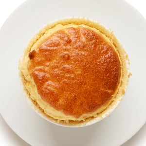 Felicity Cloake Souffle 06: bake for eight to 12 minutes, until risen and golden.