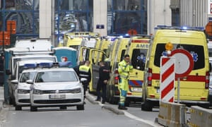 Brussels emergency services