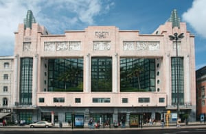 Eden Teatro, Lisbon, 1931