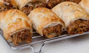'A warm sausage roll is its own self-contained world of outrageous sensory pleasure.'