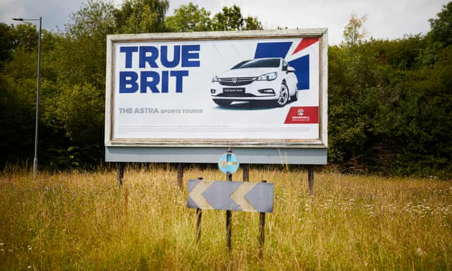 The 'true Brit' Astra, made at Ellesmere Port – but perhaps not for much longer