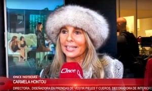 Carmela Hontou