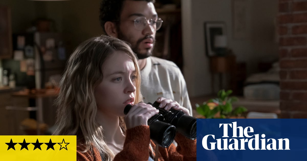 The Voyeurs review – Amazon's fun and sexy erotic thriller throwback