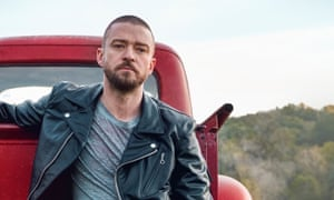 Back to the woods? ... Justin Timberlake.