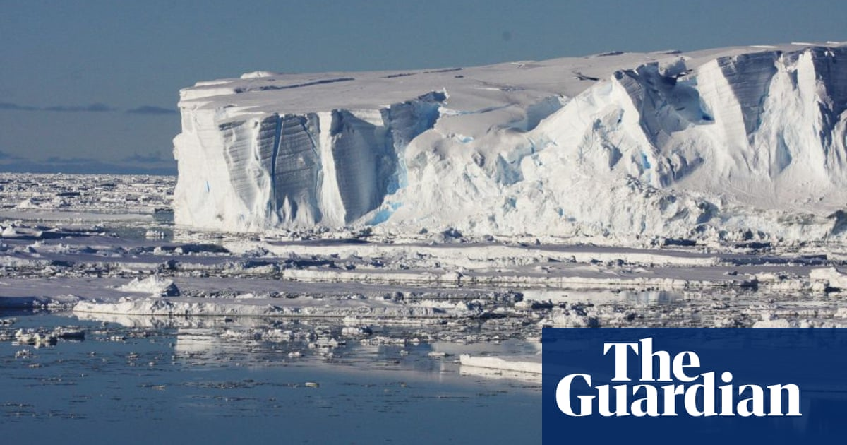 East Antarctica glacial stronghold melting amid climate change
