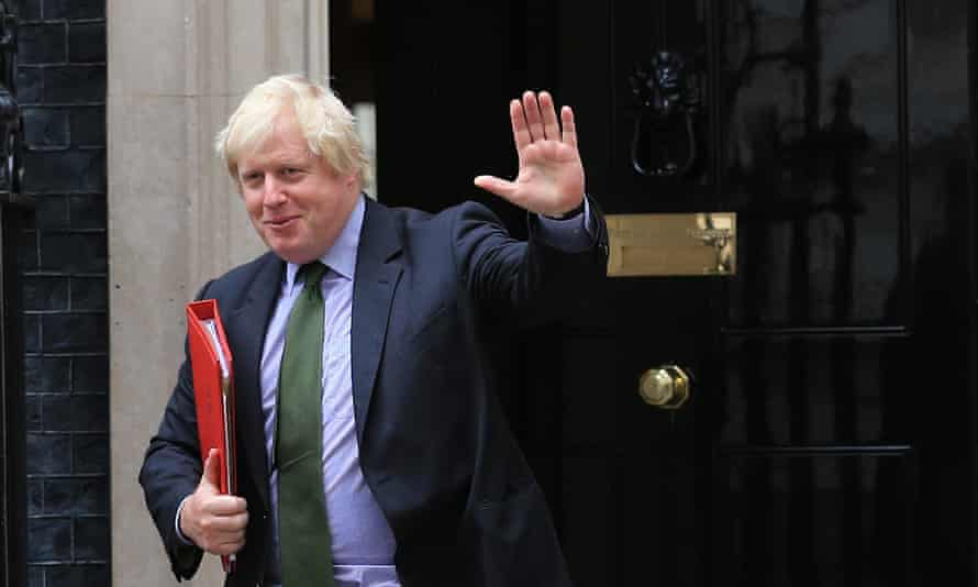 Boris Johnson is party favourite at 7/4 in the Conservative leadership race.