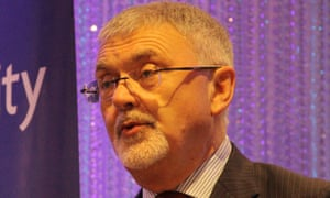 Dr Peter Shergold, the author of the government commissioned report.