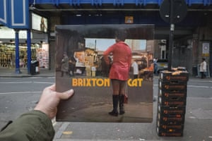 'The idea first came to me when I bought the Brixton Cat LP by Joe's All Stars'