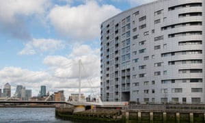 New Capital Quay, Greenwich, which has Grenfell-style cladding.