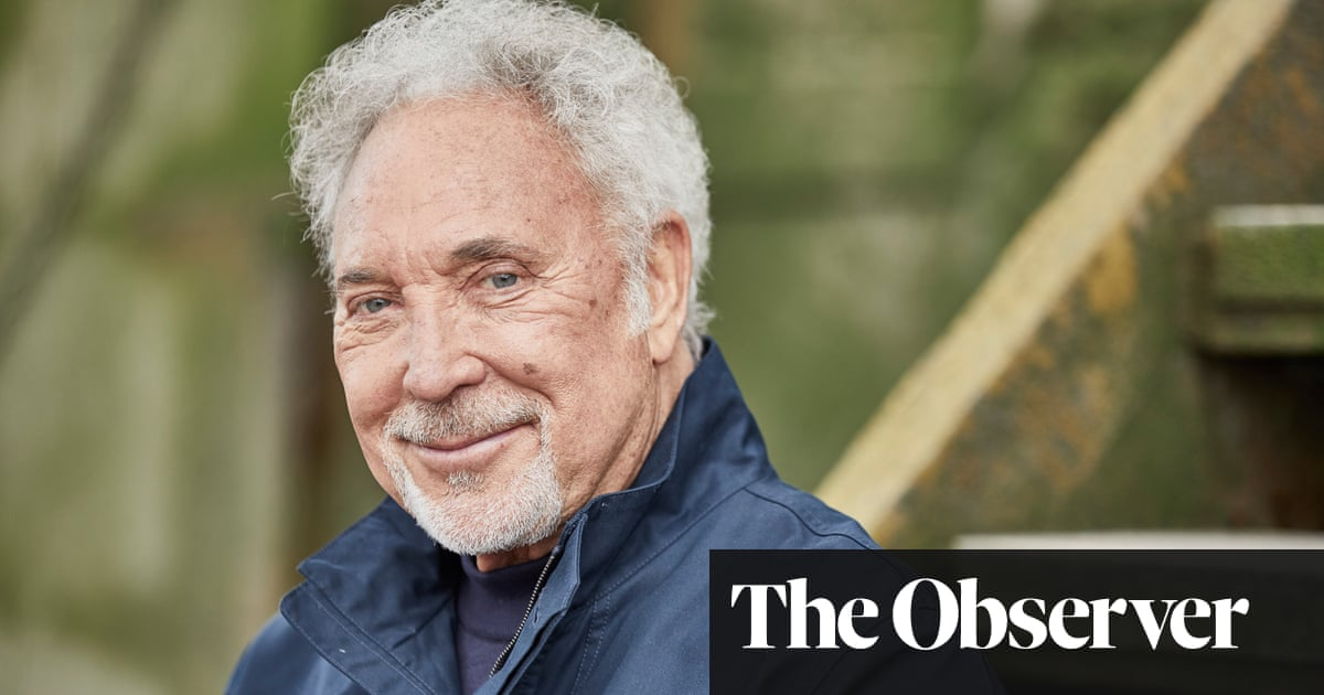 Sir Tom Jones: 'The knicker throwing started in the Copacabana in New York in 1968'