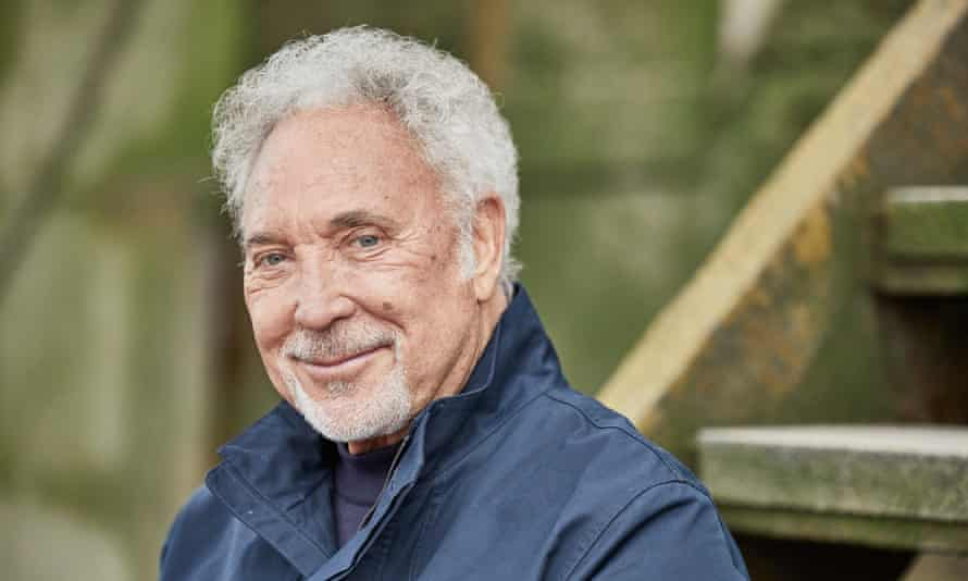 Sir Tom Jones: 'The plan is very much for me to be on stage in 10 years' time, doing Sex Bomb.'