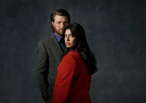 Dan Spielman and Izabella Yena