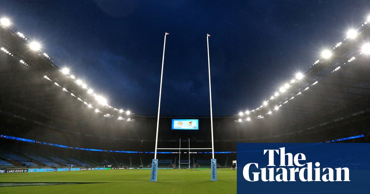 Rugby union unfairly 'singled out' over Premiership final capacity, says Baxter