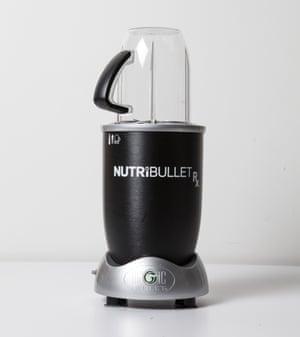 The Nutribullet Rx