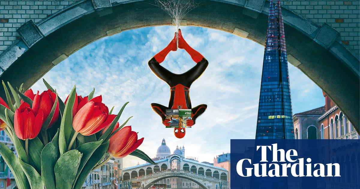 Spider-Man: Far from Home: Hollywood's fixation with Euro cliches