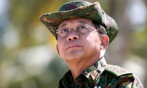 Myanmar military commander-in-chief, General Min Aung Hlaing, has had his Twitter account suspended over its use to spread anti-Rohingya propaganda.