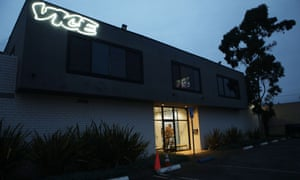 Vice Media offices in California.