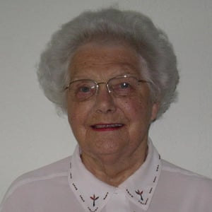 Isobel Muriel Hick, 89, who died in a Scarborough care home