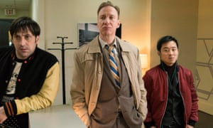 My brain was on fire: David Thewlis on Naked, Fargo and