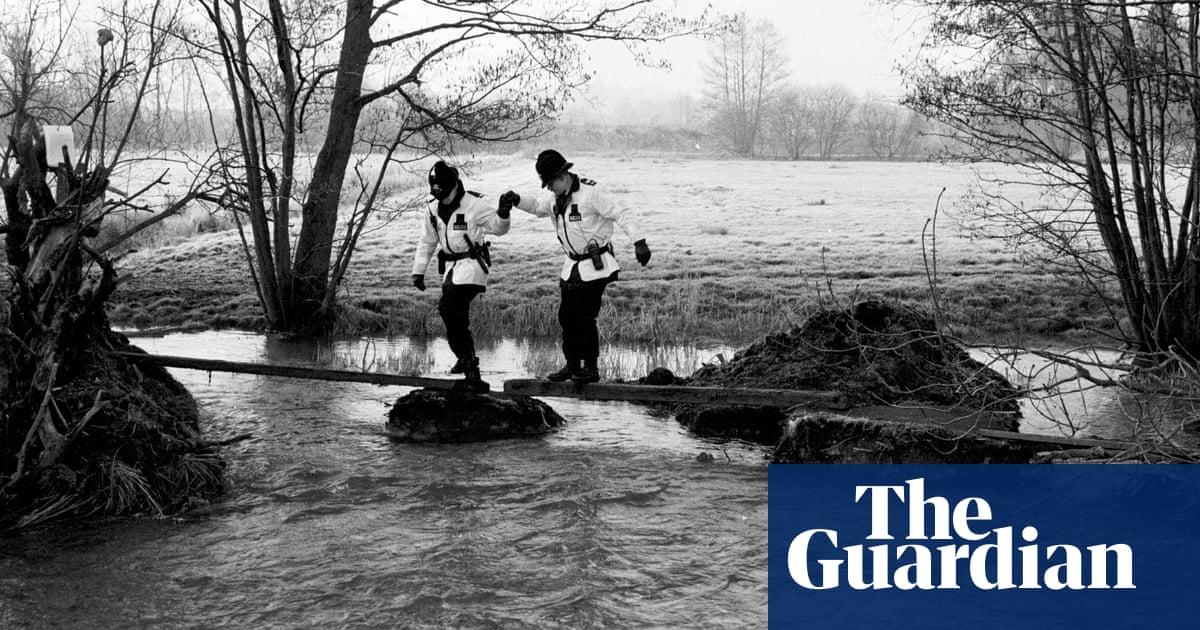 The Newbury bypass protest of 1996 - in pictures | Art and