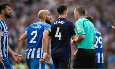 Bruno's blunder is a Brighton body blow as Everton escape with a 1-1 draw | Paul MacInnes