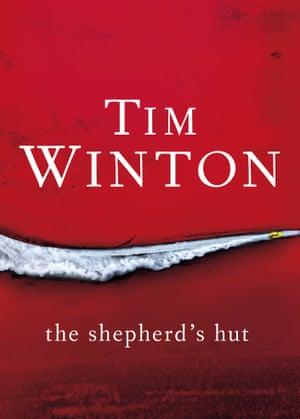Tim Winton The Shepherd's Hut - book cover
