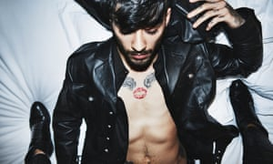 Versus Versace spring/summer 2017 campaign, starring Zayn Malik and photographed by Gigi Hadid