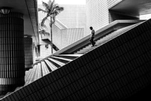 Xyza Cruz Bacani's Occupy Hong Kong series