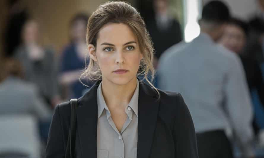 Riley Keough as Christine in The Girlfriend Experience.