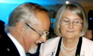 Jim and Ann McQuire.